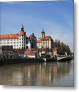 Neuburg Donau - Germany Metal Print