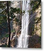 Nevada Falls Metal Print