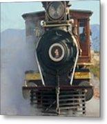Eureka Palisade Railroad Metal Print