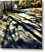 Neverending Path Metal Print