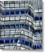 New Building Manhattan Metal Print