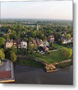 New Castle, Delaware Metal Print