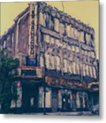 New Granada Theatre Metal Print