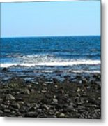 New Hampshire Seacoast Metal Print