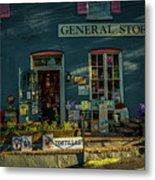 New Hope General Store Metal Print