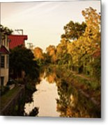 New Hope, Pa Metal Print