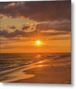 New Jersey Has The Best Sunsets - Cape May Metal Print