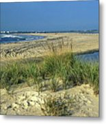 New Jersey Inlet  Metal Print
