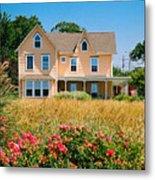 New Jersey Landscape Metal Print