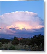 New Mexico - The Bomb Metal Print