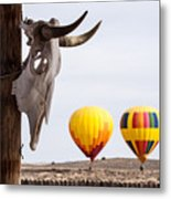New Mexico Morning Metal Print