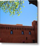 New Mexico Museum Of Art Metal Print
