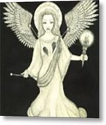 Love Spell Metal Print