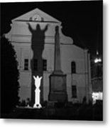 New Orleans Ghosts Metal Print