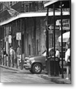 New Orleans Street Photography 2 Metal Print