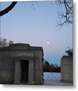 New Year's Eve Tranquility  Metal Print