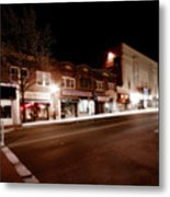 New York Ave South Metal Print