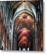New York, Church Metal Print