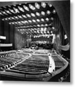 New York: Lincoln Center Metal Print