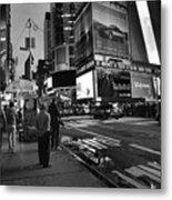 New York, New York 1 Metal Print