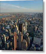 New York, New York 27 Metal Print