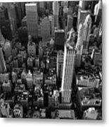 New York, New York 5 Metal Print