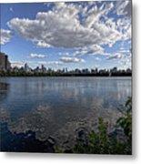 New York Panorama  Metal Print