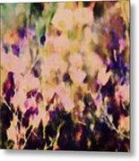 New York Wildflowers Xiii Metal Print