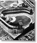 New York: Yankee Stadium Metal Print