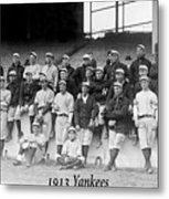 New York Yankees 1913 Metal Print