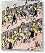New Yorker September 10 1949 Metal Print