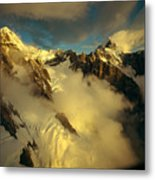 New Zealand, South Island Metal Print