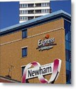 Newham Express Metal Print