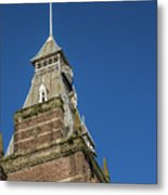 Newport Market Tower Metal Print