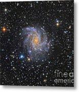 Ngc 6946, The Fireworks Galaxy Metal Print