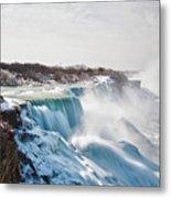 Niagara Falls 4589 Metal Print