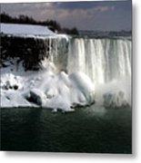 Niagara Falls 6 Metal Print