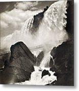 Niagara Falls, C1888 Metal Print