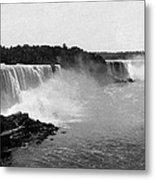 Niagara Falls, C1900 Metal Print