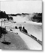 Niagara Falls, C1905 Metal Print
