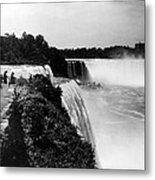 Niagara Falls, C1910 Metal Print