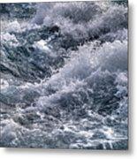 Niagara Falls Rapids Metal Print