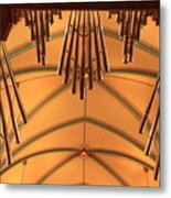 Nice Set Of Pipes Metal Print