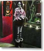Night 2 Metal Print by Lori Keilwitz