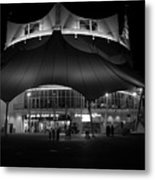 Night At The Circus Number Two Metal Print