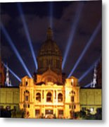 Night At The Palace Metal Print