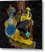 Night Beauty Metal Print