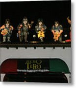 Night Club Bebotero  Metal Print