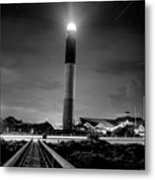Night Guardian  Metal Print