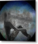 Night Hope V2 Metal Print